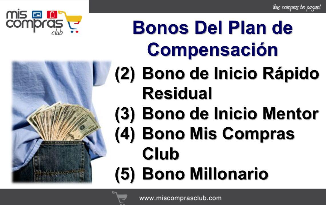 Bonos Del Plan de Compensación