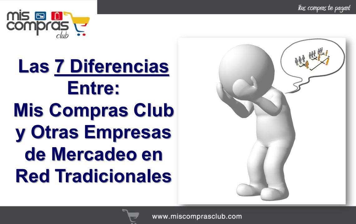 Las 7 Diferencias Entre: Mis Compras Club