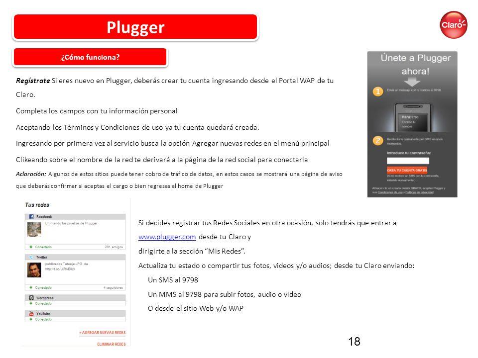 Plugger ¿Cómo funciona