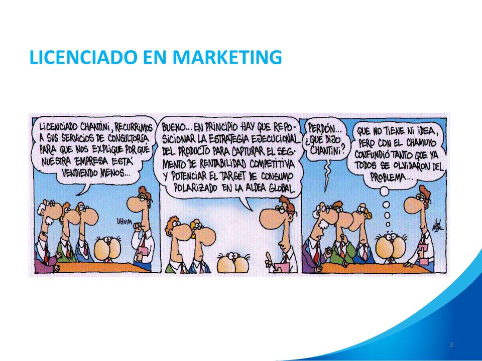 LICENCIADO EN MARKETING