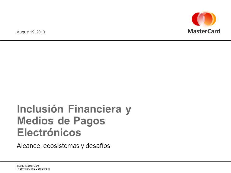 Inclusión Financiera y Medios de Pagos Electrónicos