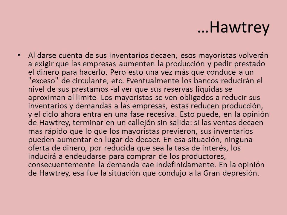 …Hawtrey
