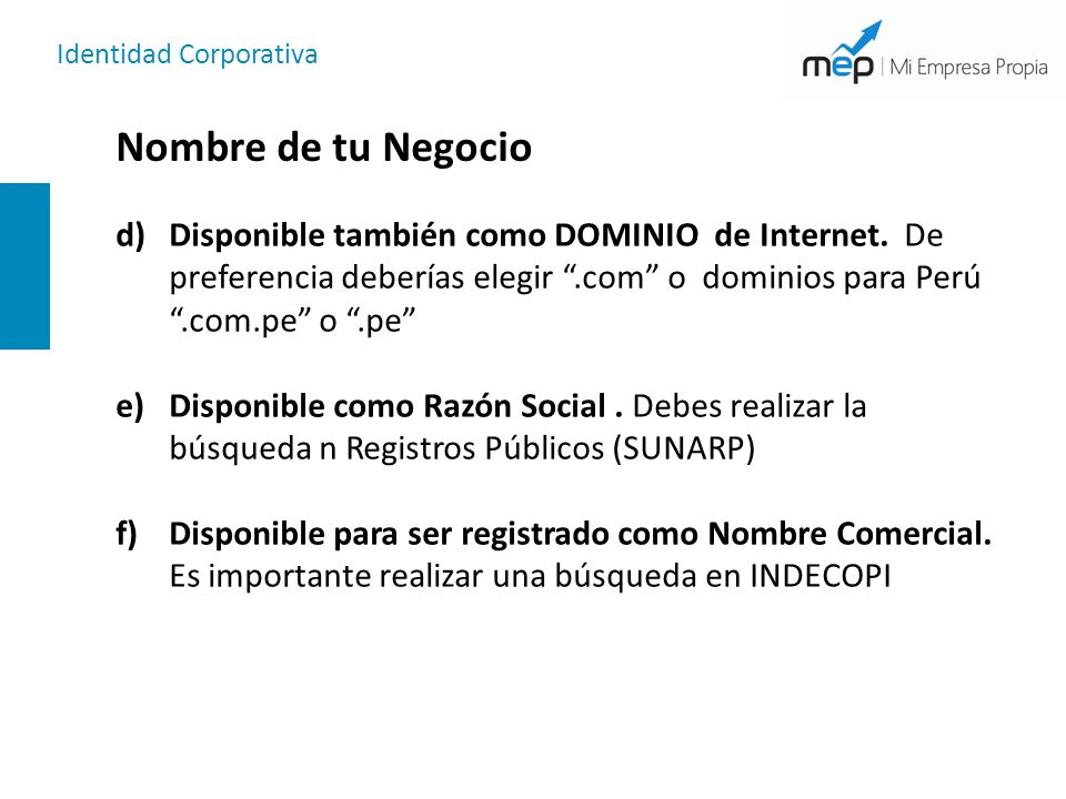 Identidad Corporativa