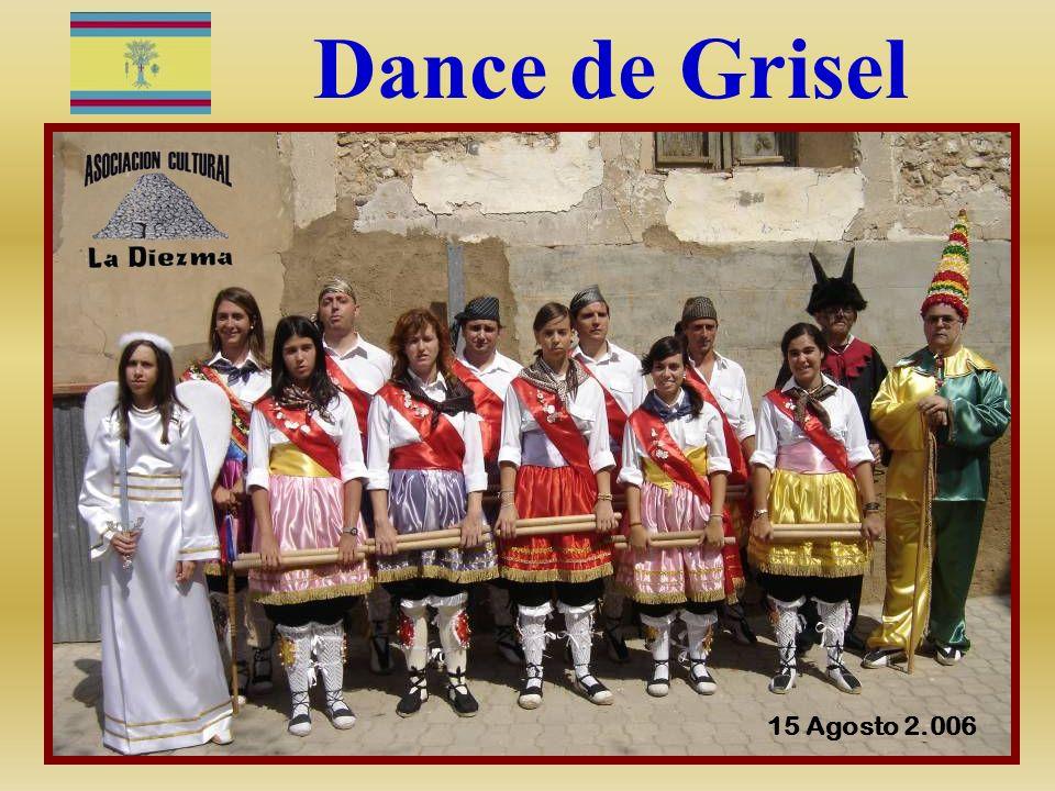 Dance de Grisel 15 Agosto 2.006