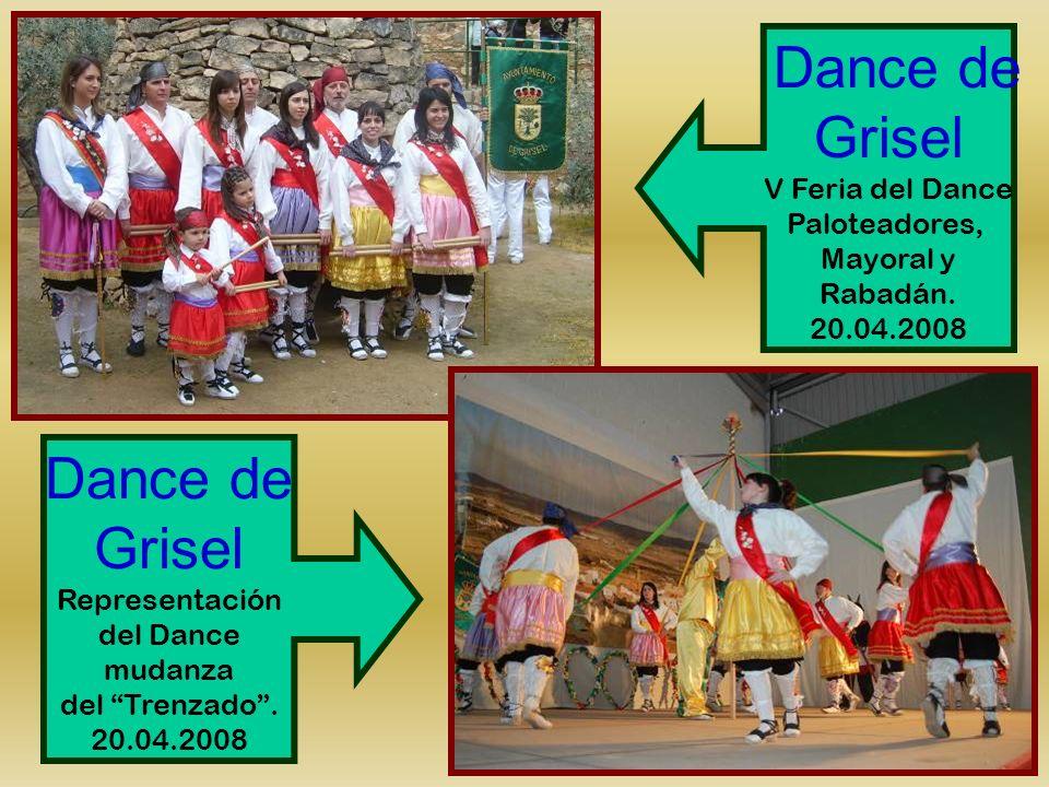 Dance de Grisel Dance de Grisel V Feria del Dance Paloteadores,