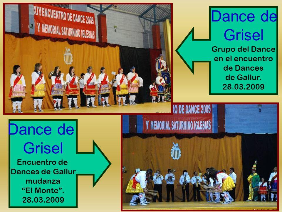Grisel Dance de Grisel Grupo del Dance en el encuentro de Dances