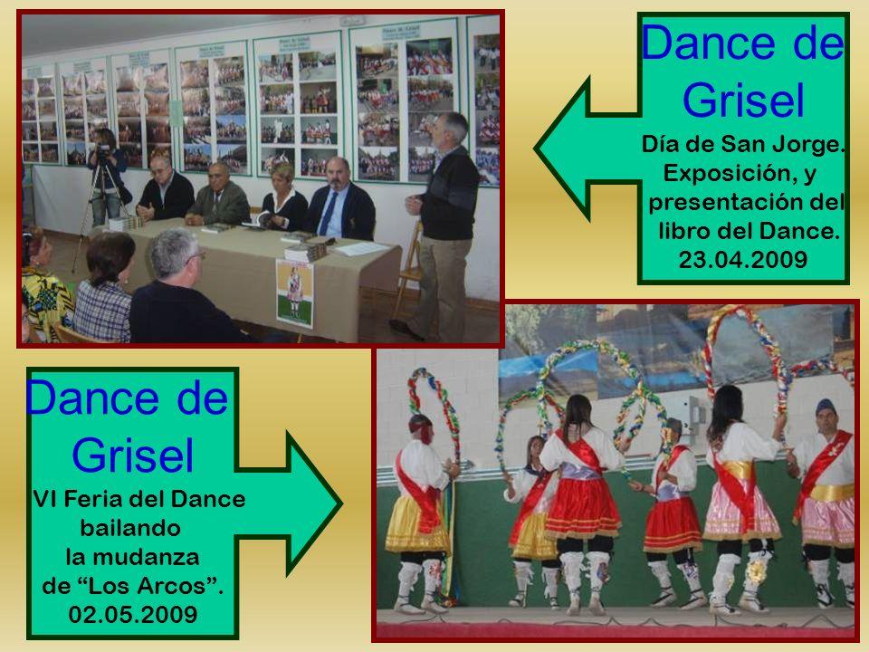 Grisel Dance de Grisel Día de San Jorge. Exposición, y