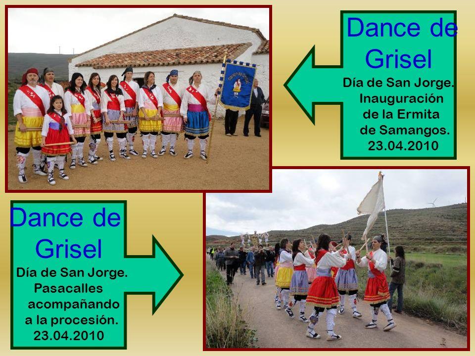 Dance de Grisel Dance de Grisel Día de San Jorge. Inauguración