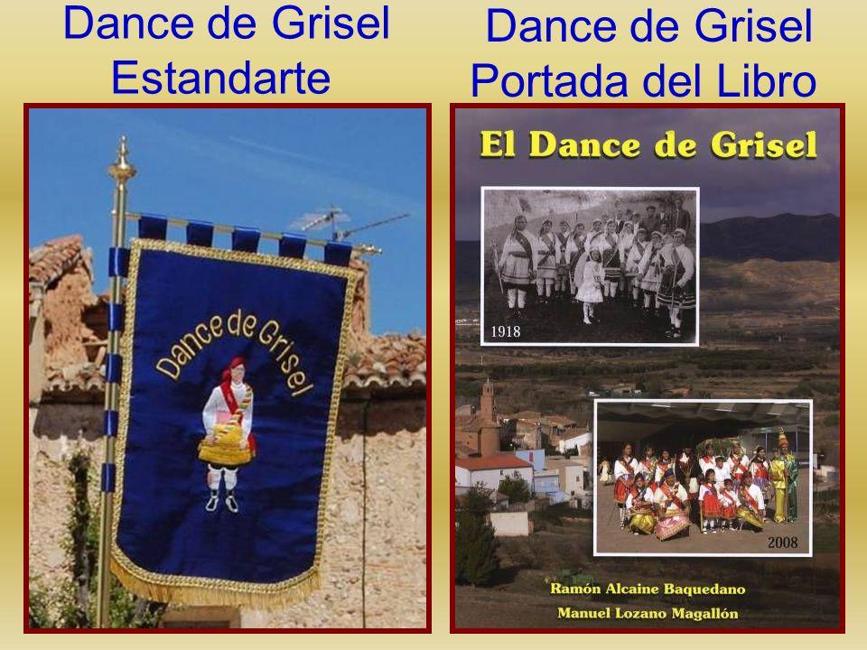 Dance de Grisel Estandarte Dance de Grisel Portada del Libro
