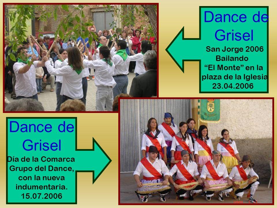 Dance de Grisel Dance de Grisel San Jorge 2006 Bailando