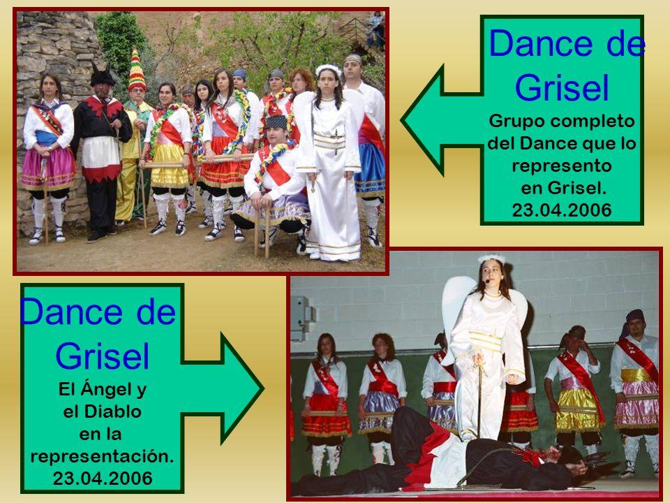 Dance de Grisel Dance de Grisel Grupo completo del Dance que lo