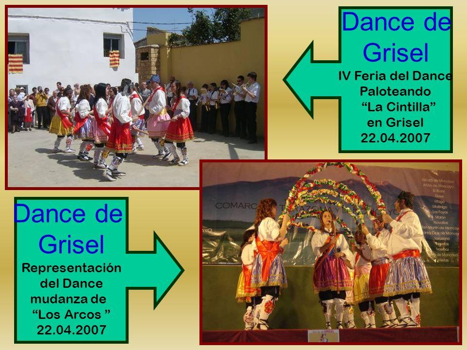 Grisel Dance de Grisel IV Feria del Dance Paloteando La Cintilla