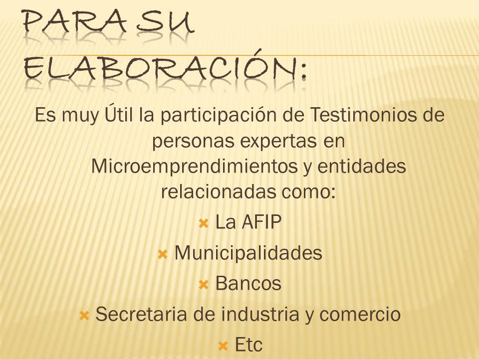 Secretaria de industria y comercio