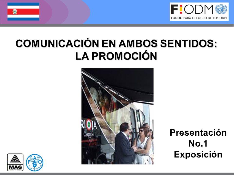 COMUNICACIÓN EN AMBOS SENTIDOS: