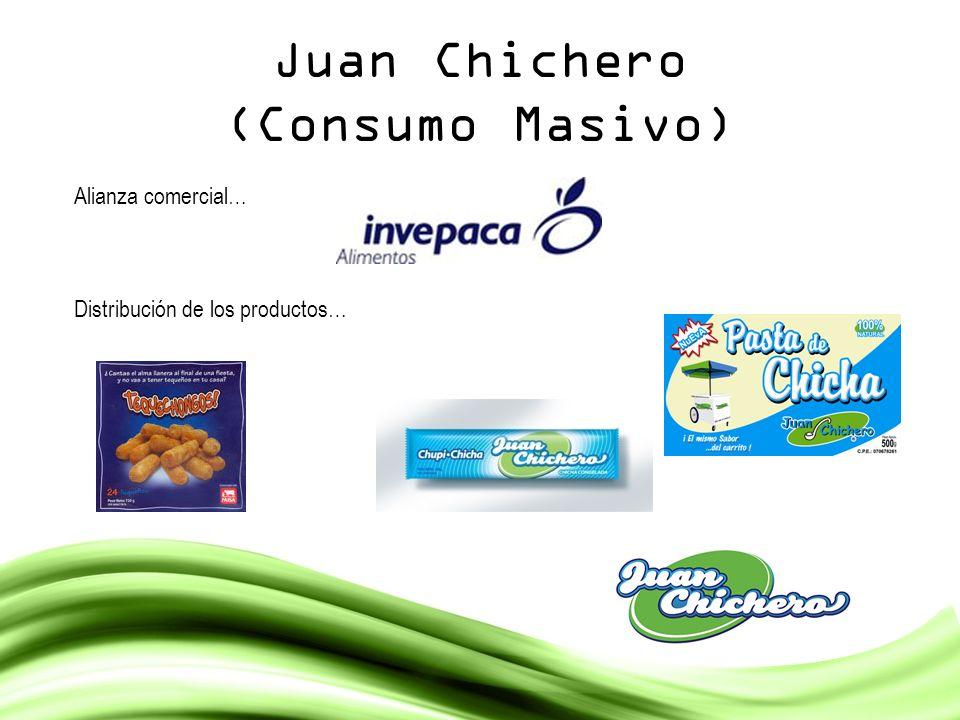 Juan Chichero (Consumo Masivo)