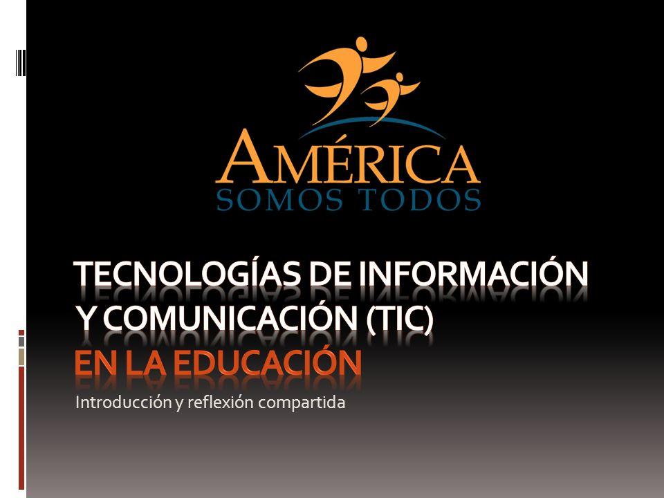 Tecnologías de Información y comunicación (TIC) en la Educación