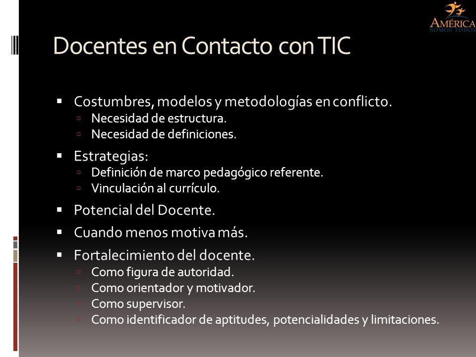 Docentes en Contacto con TIC
