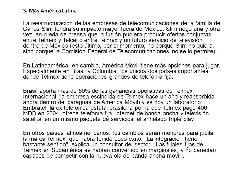 3. Más América Latina