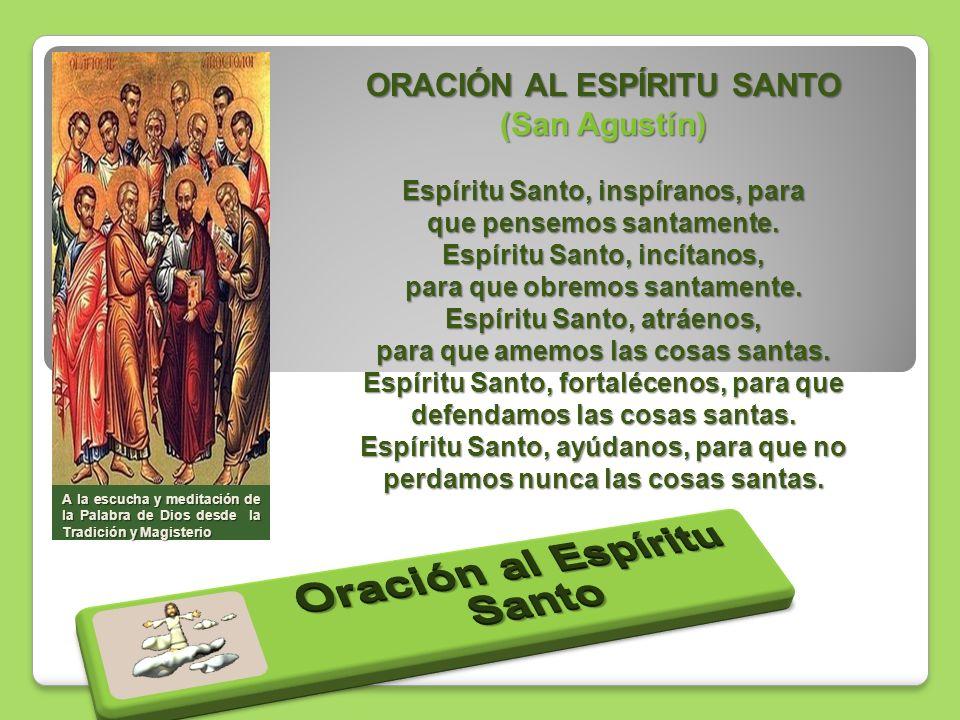 A la escucha y meditación de la Palabra de Dios desde la Tradición y Magisterio