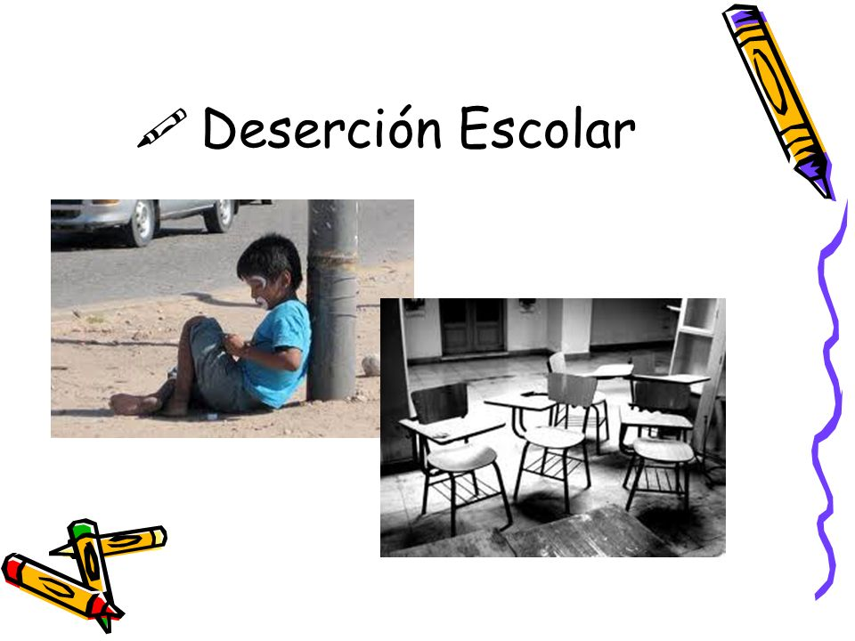 $ Deserción Escolar