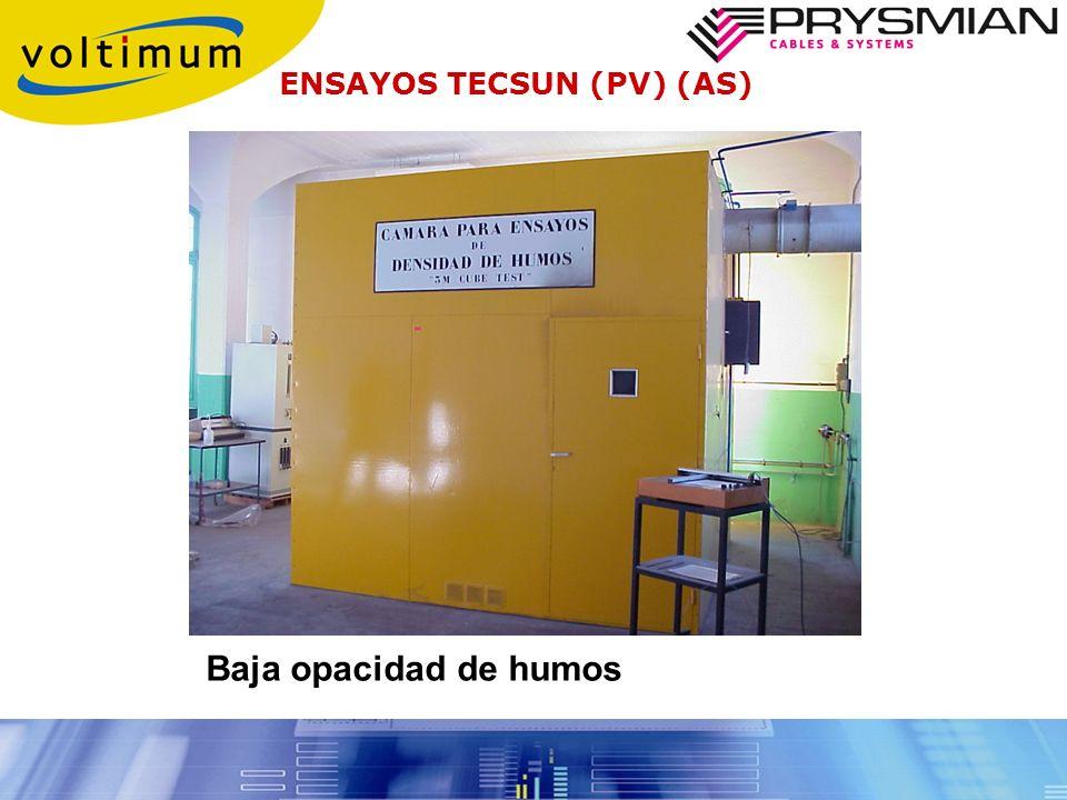 ENSAYOS TECSUN (PV) (AS)