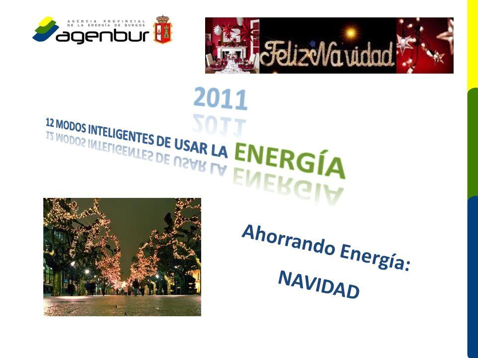 2011 Ahorrando Energía: NAVIDAD