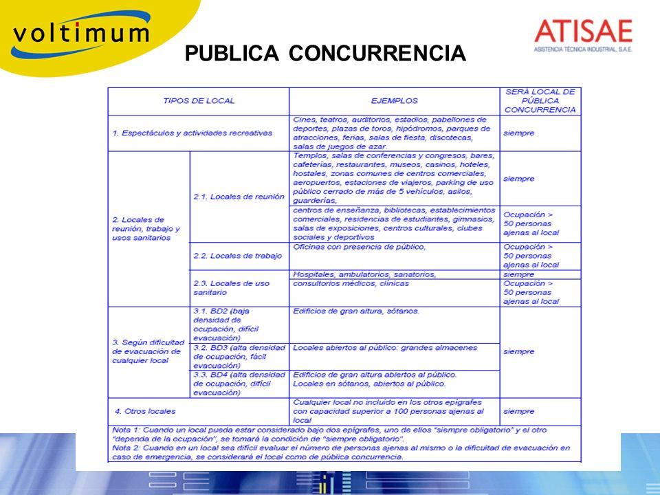PUBLICA CONCURRENCIA