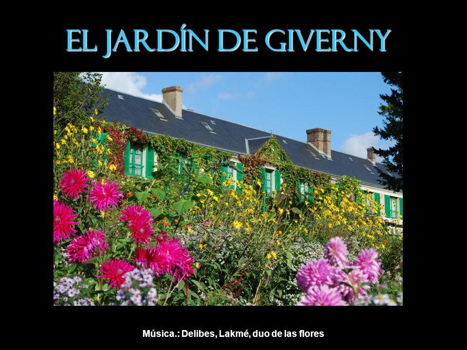 Música.: Delibes, Lakmé, duo de las flores