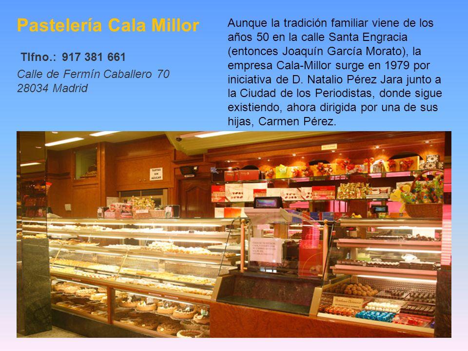 Pastelería Cala Millor