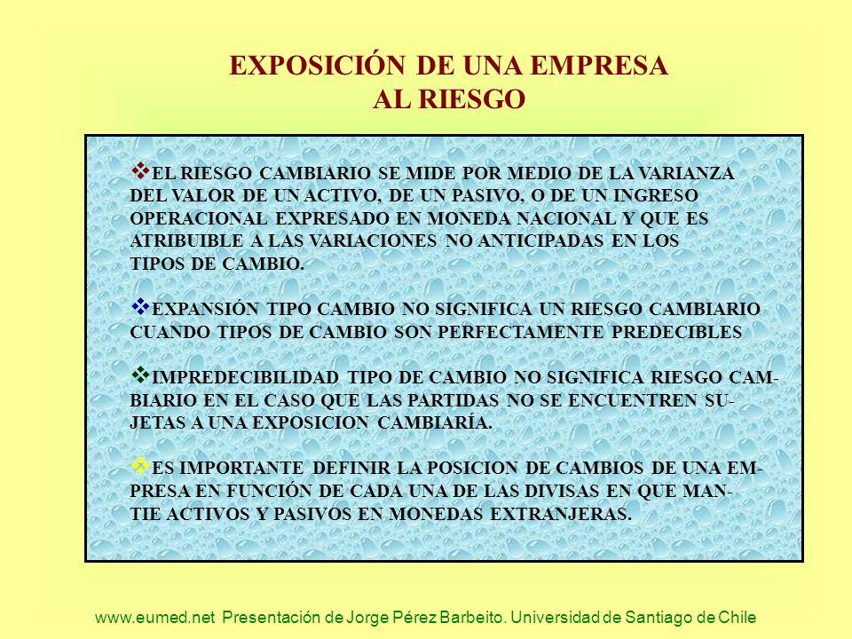 EXPOSICIÓN DE UNA EMPRESA