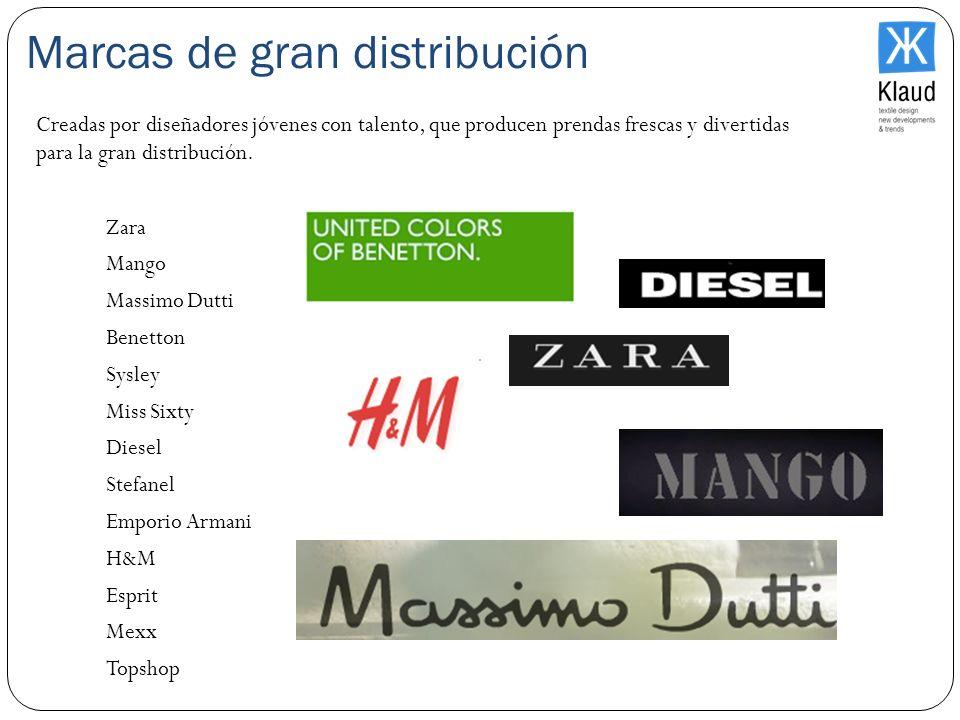 Marcas de gran distribución