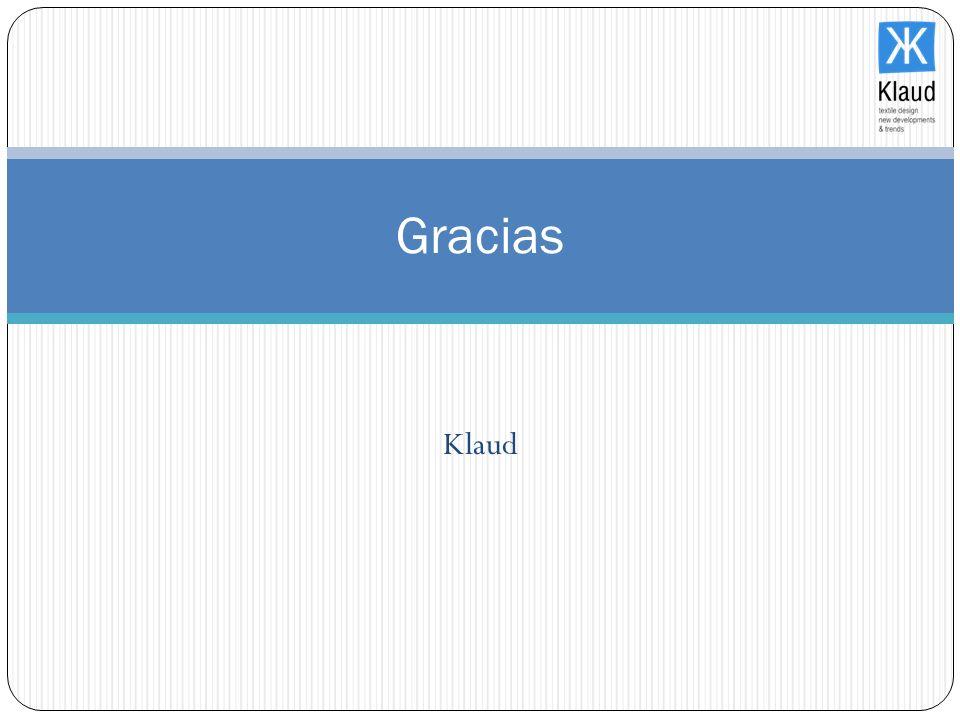 Gracias Klaud
