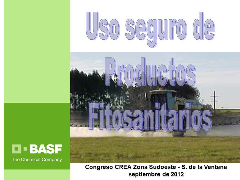Congreso CREA Zona Sudoeste - S. de la Ventana septiembre de 2012
