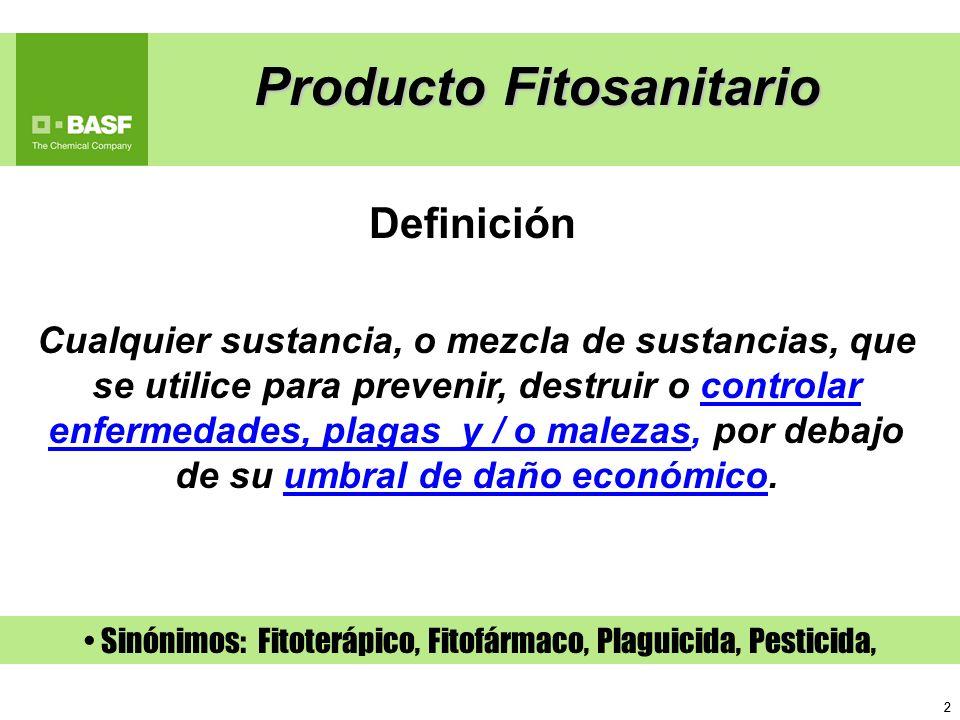 Producto Fitosanitario