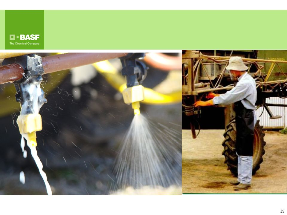 Lámina 11: TAREAS DURANTE LA APLICACIÓN; Preparación de los equipos y uso de la ropa de protección.