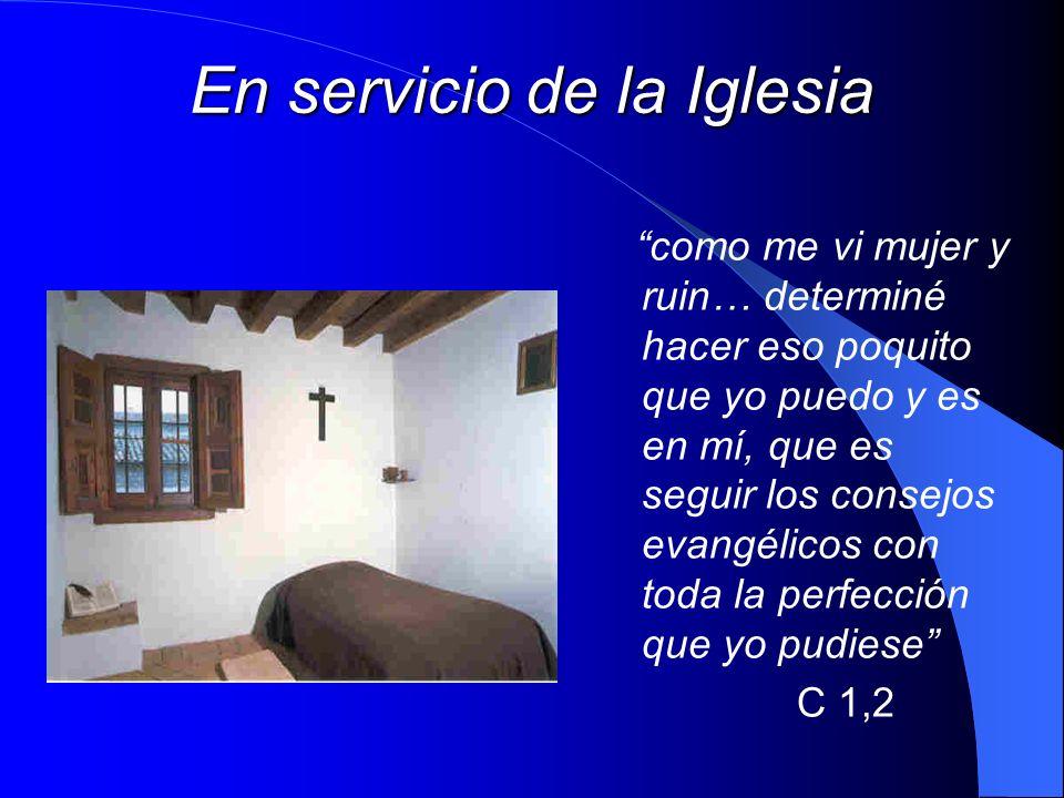 En servicio de la Iglesia