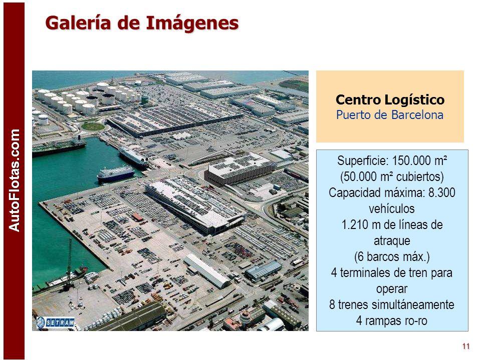 Galería de Imágenes Centro Logístico Puerto de Barcelona