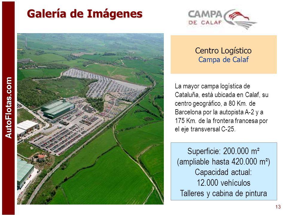 Centro Logístico Campa de Calaf