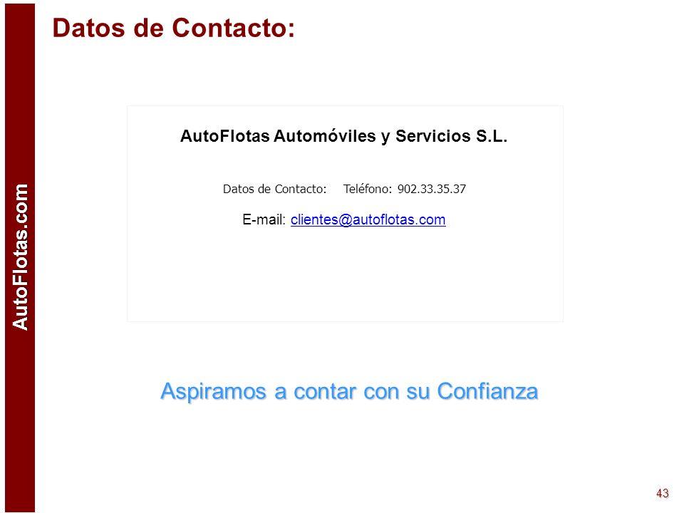 AutoFlotas Automóviles y Servicios S.L.