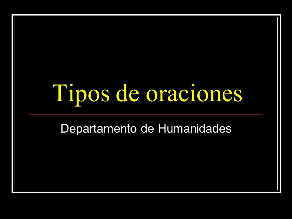 Departamento de Humanidades
