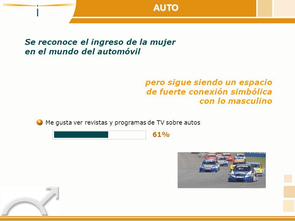AUTO Se reconoce el ingreso de la mujer en el mundo del automóvil