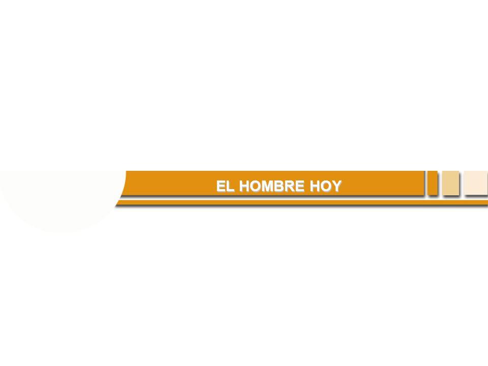 EL HOMBRE HOY