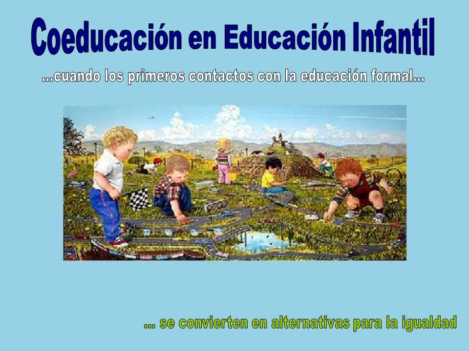 Coeducación en Educación Infantil