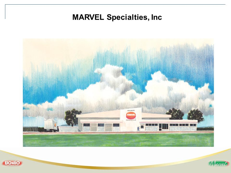 MARVEL Specialties, Inc