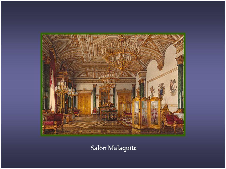 Salón Malaquita