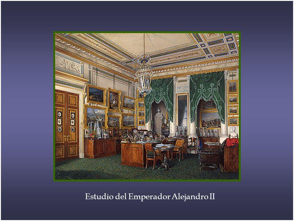 Estudio del Emperador Alejandro II