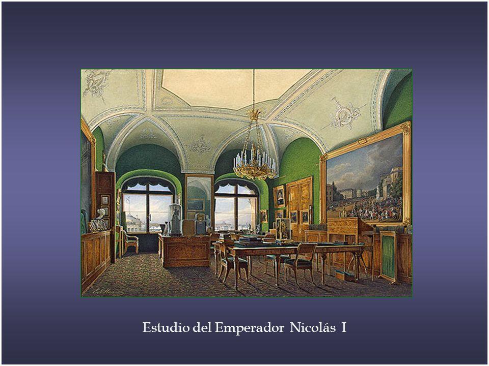 Estudio del Emperador Nicolás I