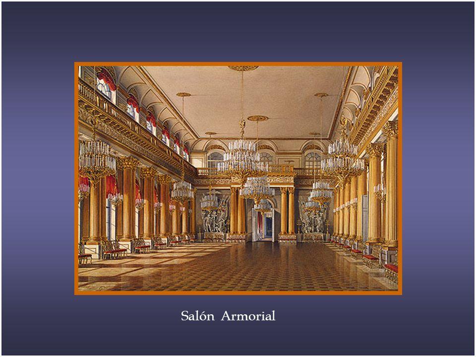 Salón Armorial