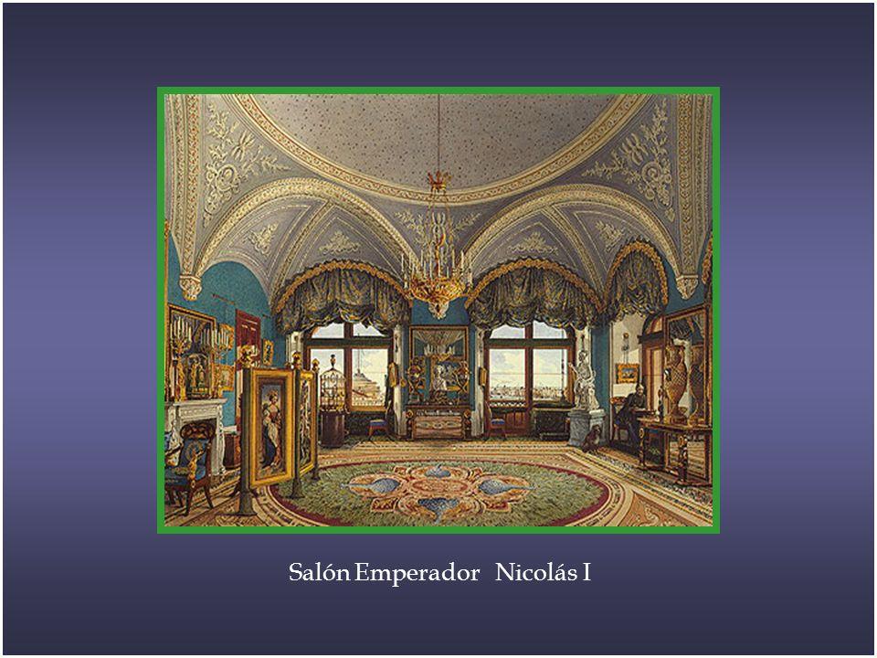 Salón Emperador Nicolás I