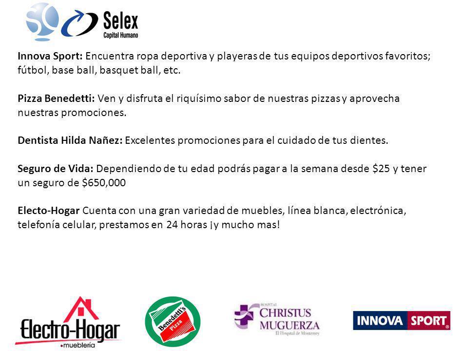 Innova Sport: Encuentra ropa deportiva y playeras de tus equipos deportivos favoritos; fútbol, base ball, basquet ball, etc.